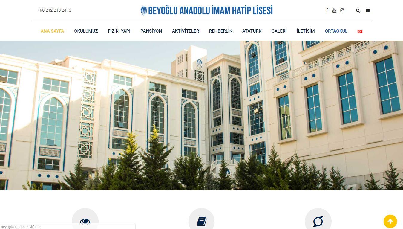 Beyoğlu Anadolu İmam Hatip Lisesi